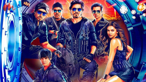 SRK's Happy New Year Trailer to be released with Singham Returns