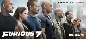 Fast and Furious 7 Official Trailer 2014 and Poster