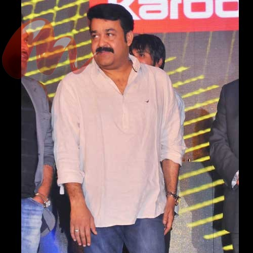 Mohanlal supports Kiss Of Love Event