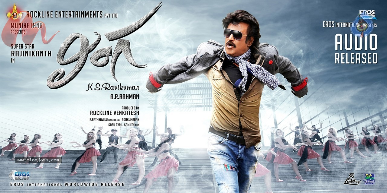 Lingaa Telugu Tamil Movie Review Rating - Rajinikanth