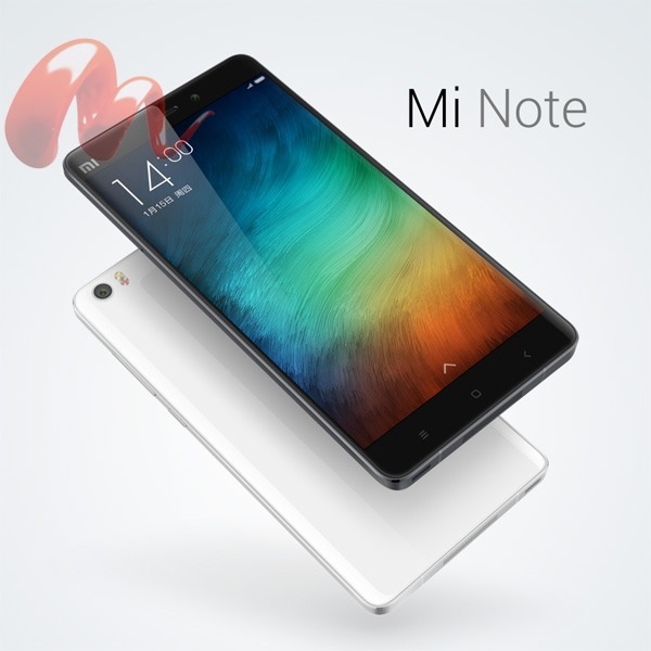 Xiaomi announces its new flagship smartphone, the Mi Note