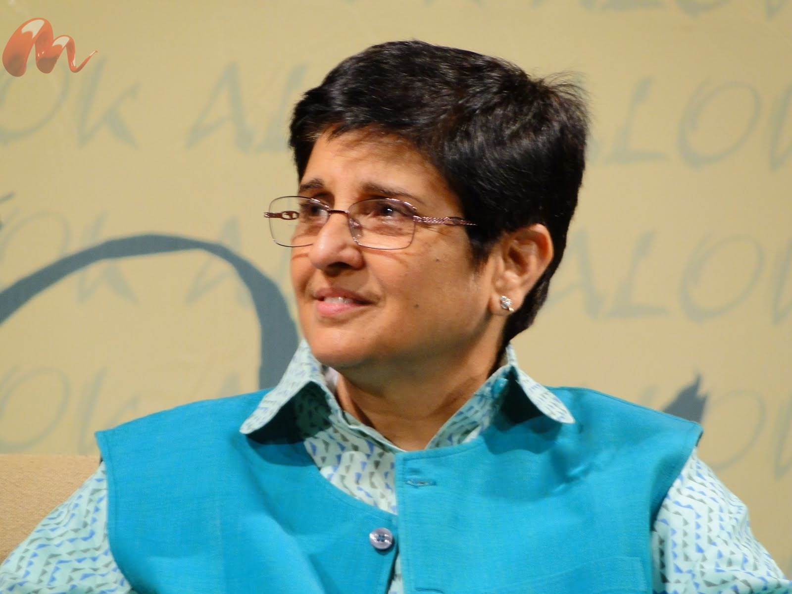 Kiran Bedi Joins BJP