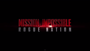 Watch: 'Mission Impossible 5: Rogue Nation' Teaser Trailer #1 Tom Cruise