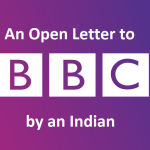 An open letter to BBC by an Indian on citing the country as 'Rape Capital'