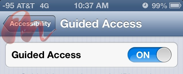 guided-access