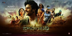 Baahubali / Bahubali Audio Launch Live Streaming- Prabhas