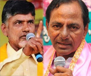 KCR must be booked for 'poaching' TDP MLAs: Naidu