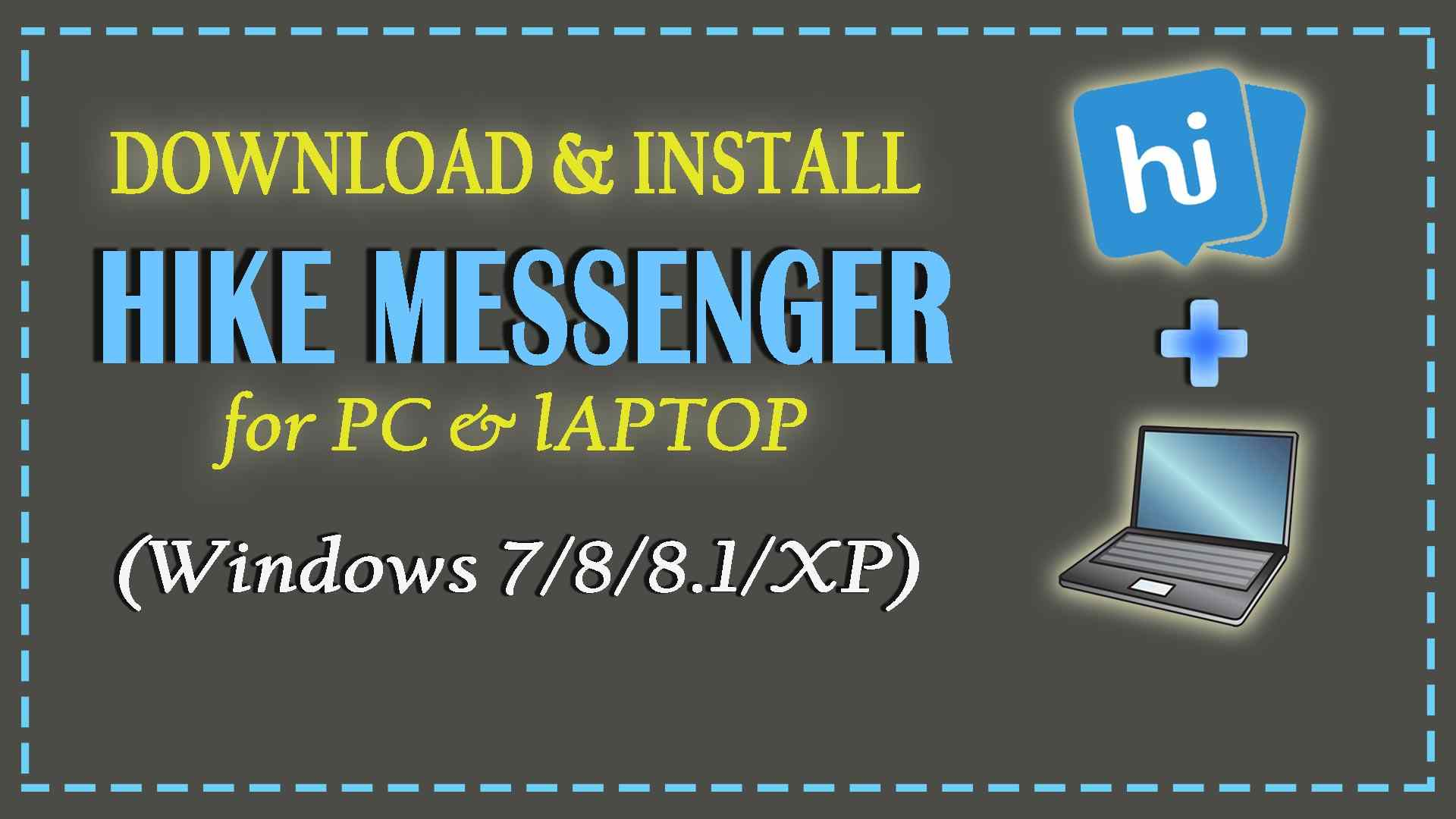 Hike-chat-messenger-pc