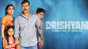 Drishyam (Drushyam) 2015 Hindi Movie Review , Rating and Box office collectoins-  Ajay Devgn