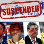 IPL Chennai CSK – RR Suspended for 2 years From IPL- Gurunath Life Time