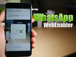 Whatsapp Web on iPhone – iOS – MAC Friendly