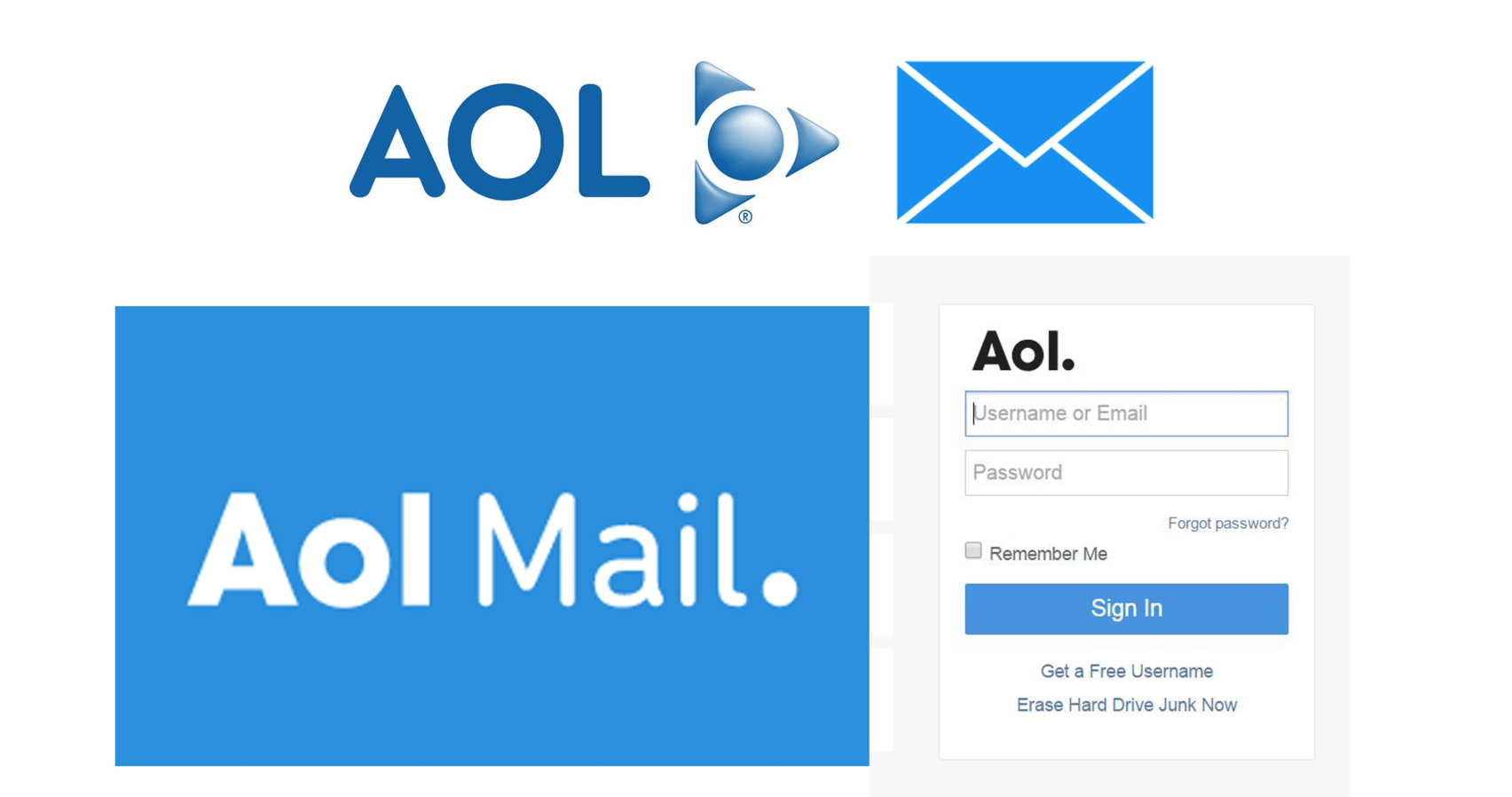 Aol Mail Login Sign in,New Account at www aolmail com