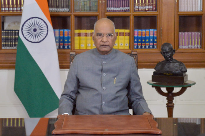 President Kovind calls upon students to build strong, self-reliant India